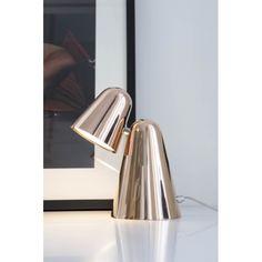 Formagenda Peppone Table Lamp | Brass | Copper | Black