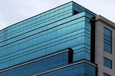 Building reflection by Claude Charbonneau on 500px
