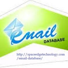 We provide #emaildatabase.Our data are useful to start #EmailMarketing to spread your business in India @spaceedgetechnology