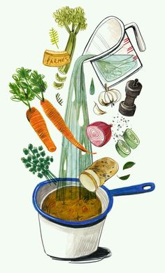 felicita sala illustration: real food and Drink drawings easy felicita sala illustration: real food Atelier Theme, Abstract Illustration, Food Drawing, Drawing Drawing, Kitchen Art, Kitchen Drawing, Food Illustrations, Art Plastique, Food Design