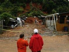 Huracán Otto deja al menos 4 muertos en Costa Rica