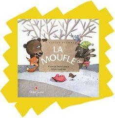 """Pistes d'exploitation pédagogique du conte """"La Moufle"""" : fichiers pour réaliser des marottes et des activités en maternelle (PS/MS/GS)."""