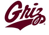 University of Montana Griz Header Logo