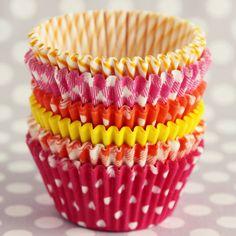 Pink Lemonade Cupcake Liner Mix