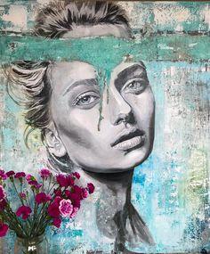 Portrait Portrait, Sketch, Painting, Art, Sketch Drawing, Art Background, Headshot Photography, Painting Art, Kunst