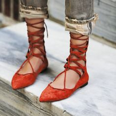 Flat Weekend Shoes | POPSUGAR Fashion