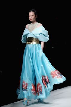 Mercedes-Benz China Fashion Week: Day 5