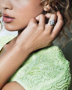 All That Glitters Ring - JewelMint $29.99
