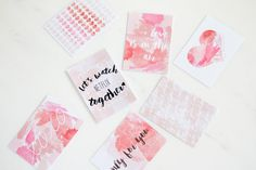 Valentines Day Cards Printable
