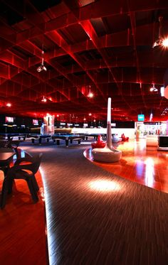 Mall of Asia Bowling Center by Architects EAT