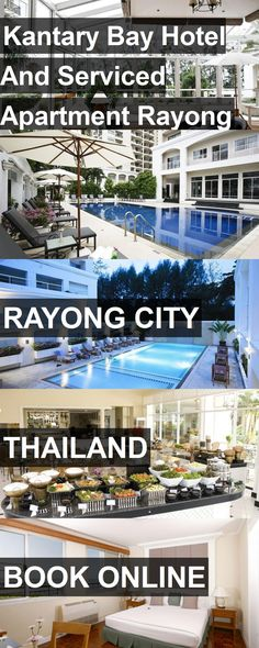 Kantary Bay Hotel And Serviced Apartment Rayong in Rayong City, Thailand. For more information, photos, reviews and best prices please follow the link. #Thailand #RayongCity #travel #vacation #hotel #apartment