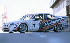 Nissan Primera BTCC Class II FIA