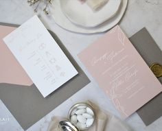 Place Cards, Wedding Invitations, Place Card Holders, Wedding Invitation Cards, Wedding Invitation, Wedding Announcements, Wedding Invitation Design