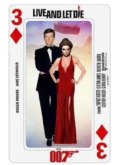 Bond Cards series by PMitchel