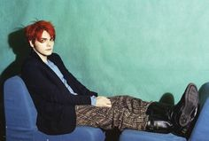 gerard way pictures <<< I love his boots