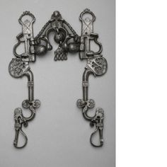 Steel Bit from Spain c.1630 at the Wallace Collection