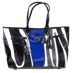 Cruise Mixdeep Blue Bag V°73
