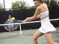 Training your hips is extremely important to be a successful tennis player. Add this footwork drill into your routine to strengthen your tennis game.