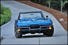 1965 Corvette Convertible 396/425 HP