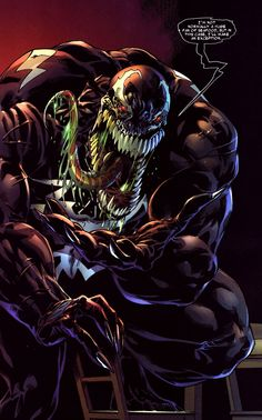 Venom (artist unknown) *