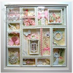 Romantic Configurations by rebeccadeeprose - Cards and Paper Crafts at Splitcoaststampers