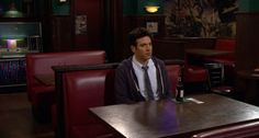 """Look around, Ted! You're all alone."" How I Met Your Mother"
