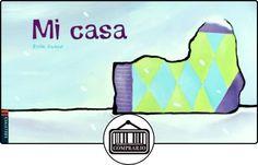 Mi casa (Luciérnaga) de Èmile Jadoul ✿ Libros infantiles y juveniles - (De 0 a 3 años) ✿
