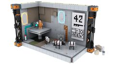 Lego Portal | The 21 Coolest Things Ever Made Out Of Lego