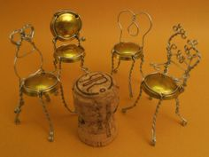 Bubbly Bistro Chairs