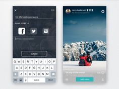 App Navigation by Ramotion