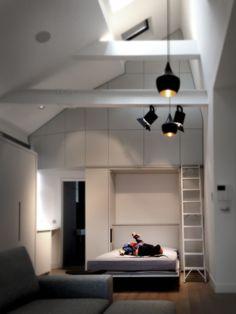 Grosvenor Street - London - FLETCHER CRANE ARCHITECTS London Fletcher, Zinc Cladding, Kingston Upon Thames, Modern Architecture, Modern Contemporary, Crane, Ceiling Lights, Architects, Street