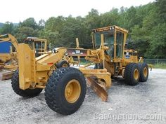 Unreserved Public Construction & Mining Auction in Richmond & Norton, VA. 10/18/2012 - Construction Equipment Auction Hosted by Carter Machinery!