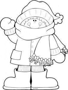 Winter Season Coloring Pages - Winter Season Coloring Pages , Mr Snowman Figure On the Open Winter Season Field Coloring Coloring Pages Winter, Christmas Coloring Pages, Colouring Pages, Coloring Pages For Kids, Coloring Books, Winter Crafts For Kids, Winter Kids, Kids Crafts, Winter Poster