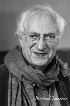 Bertrand Tavernier (1941) - French director, screenwriter, actor, and producer. Photo © Patricia Mathieu