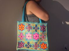 Hey, I found this really awesome Etsy listing at https://www.etsy.com/listing/225993800/peruvian-colorful-ethnic-handbag-one