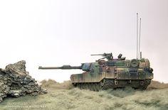 Hasegawa Cold War Abrams