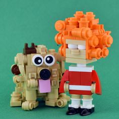 A Series Of Famous Movie Characters Reimagined In LEGO. - Imgur