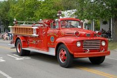 Mechanicsville Volunteer Fire Department, Inc Retired Engine 1 is a 1950 F-7 Ford/American with a 500 GPM Pump and 500 Gallon Water Tank *Completely restored in 2009*  http://setcomcorp.com/fire.html