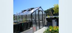 Rooftop Greenhouse