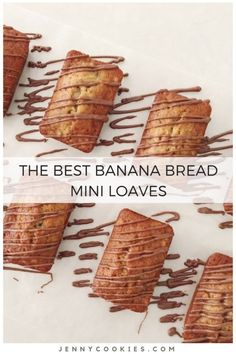 Banana Bread Mini Lo