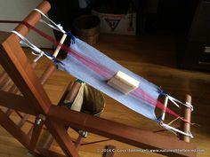 A Tablet Weaving Hammock Thing