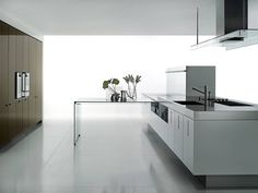 """Boffi kitchens – bathrooms - systems  """"Zone"""" collections"""
