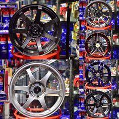 New stock alloy wheels on promo