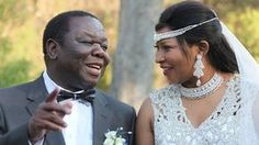 Tsvangirai circumvents court order over wedding Catholic Bishops, Black Suits, Vows, Bride, Wedding, Color, Black Tuxedos, Mariage
