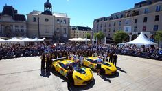 LM24 Day 2: Mugging and loud liveries at scrutineering