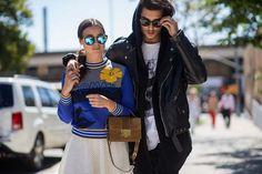 Street Style: New York Fashion Week Spring 2016 Ready-to-Wear