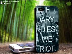 Hey, I found this really awesome Etsy listing at https://www.etsy.com/listing/168204337/if-daryl-dies-we-riot-design-for-iphone