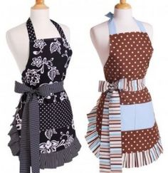 Apron Beautiful in the kitchen