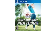 Rory McIlroy PGA Tour - PlayStation 4 - Larger Front