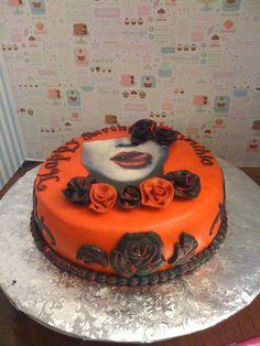 True Blood Cake
